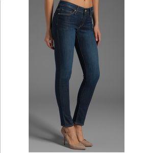 Joie jeans Mid Rise Skinny in Ravine sz 27